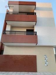 Apartamento à venda com 3 dormitórios em Expedicionários, João pessoa cod:38681