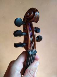 Violino 5 cordas Luthier Gustavo Sousa Goiânia