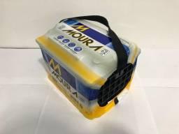 Promoção !!! baterias mouras 60ah novas, apenas R$ 319,99