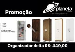 Organizado Delta frete grátis PROMOÇÃO