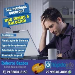 Assistência Técnica Notebooks e Desktops