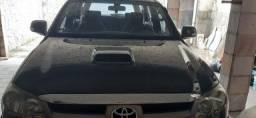 Vendo Toyota hilux sw4 4x4 diesel 2008
