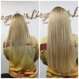 Mega Hair a partir de R$480,00 promoção