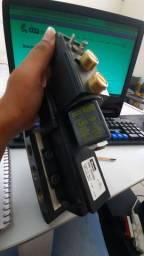 Válvulas,  regulador de pressão e filtro de ar, Parker