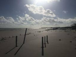 Terreno em Salinas na Praia do Farol Velho