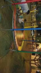 Vendo pula pula cama elastica trampolin