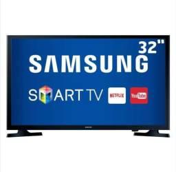 Smart tv Samsung 32 polegadas nova ainda com plástico de proteção e garantia
