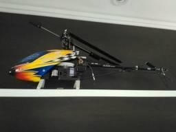 Helicóptero T-Rex 500 Pro Flybarless