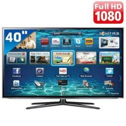 "Smart TV Samsung LED 40"" Lacrada"