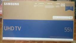 "Samsung 55"" 4k ultra HD, wifi net flix , caixa lacrada, nota fiscal, 1 ano de garantia"