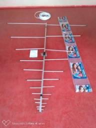 Vendo antena digital com cabo 99974 5231