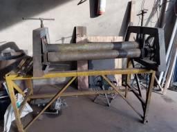 Calandra de tubos motorizada - 1365