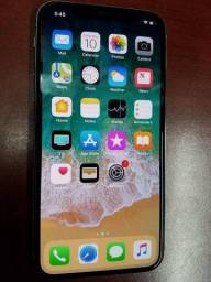 IPhone X 256GB Pouco uso Preto