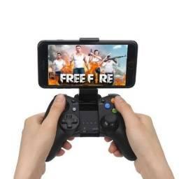 Gamepad Exbom/Inova compatível com Freefire