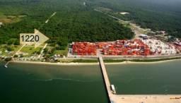 Lote com 528m², Zona de Expansão Portuária, ao lado do Porto