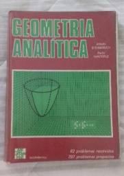 Livro Geometria Analítica - Steinbruch