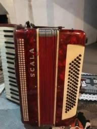 Sanfona SCALA.
