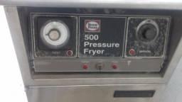 Fritadeira Pressão Kfc Frango Frito