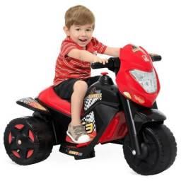 Moto Elétrica Cross 6V Infantil