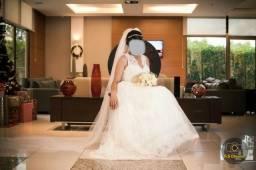 Vestido de noiva lindissimo