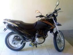 Honda Nxr BROS 150 2001 - Perfeita - de Pedal - 2011