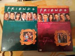 Dvd Friends 6 e 7 temporada