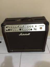 Amplificador Marshall para violão e voz AS100D