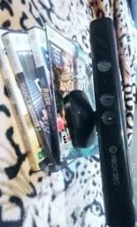 Vendo Kinect com jogos