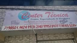 CONSERTO TV home theater microondas atc. valor depende do sevisso