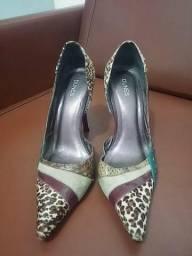 Sapato bico fino