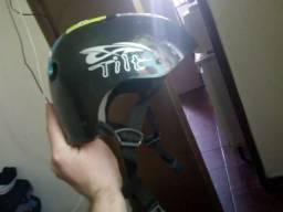 Vendo bicicleta com capacete watts;998238789
