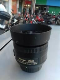 Lente Nikon 35 mm 1.8