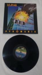 LP Def Leppard - Pyromania