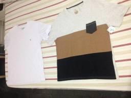 2 Camisas Nunca usadas GG South e Co e Ripping ler tudo R$45 ambas nunca usadas