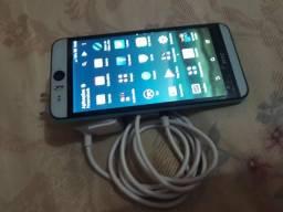 HTC 16 Giga com carregador