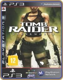 Título do anúncio: Ps3 Underworld Tomb Raider