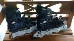 Patins Traxart Wolf In Line Abec 3