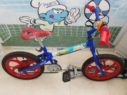 Bicicleta infantil aro 16 Super bem cuidada