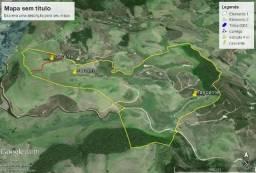 Fazenda 31,17 alqueires - Direto Proprietário - São Pedro do Itabapoana - Mimoso do Sul