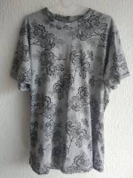 Camisas Gola Folgada
