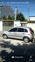 Vendo ou troco ford fiesta 2 dono! - 2006