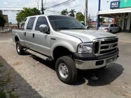 Vendo ou troco F250 - 2008
