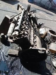 Cabeçote completo motor MWM 229 6cc