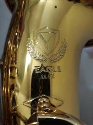 Sax alto eagle, usado comprar usado  Itaboraí