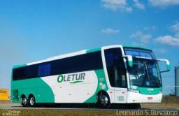 Ônibus Busscar Marte Volvo B12