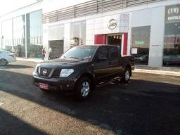 NISSAN FRONTIER 2.5 S 4X4 CD TURBO ELETRONIC DIESEL 4P MANUAL. - 2014