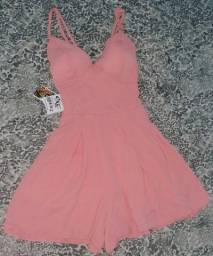 Macaquinho rosa novo expressão carioca