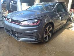 Golf GTI 350 TSI 2.0 230CV 16V AUT. 2019 Sucata Para Peças
