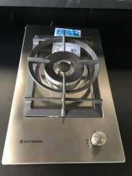 Cooktop Domino Elettromec Quadratto Trip ch D301-Z1XQ Bivolt 30,5x51