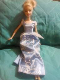 Boneca Barbie original. Favor ler todo anúncio
